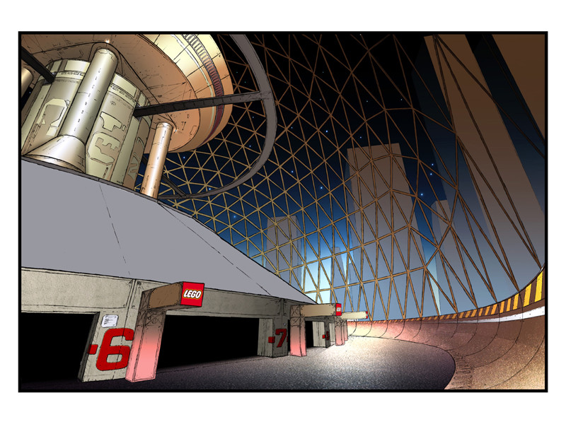 Dome Racing Concept