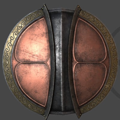 Adam dotlacil shield quixel