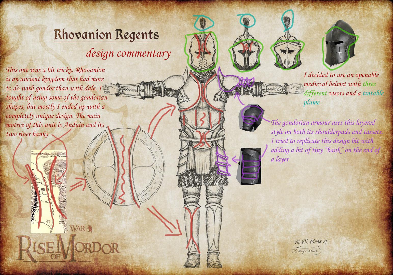 Adam dotlacil com concept rhovanion regents