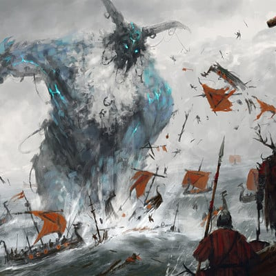 Jakub rozalski ancients conceptart 03final