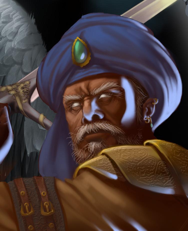 Aisha ullah closeup1