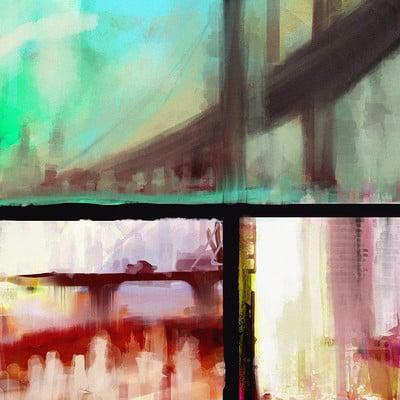 Ismail inceoglu daily sketch urban