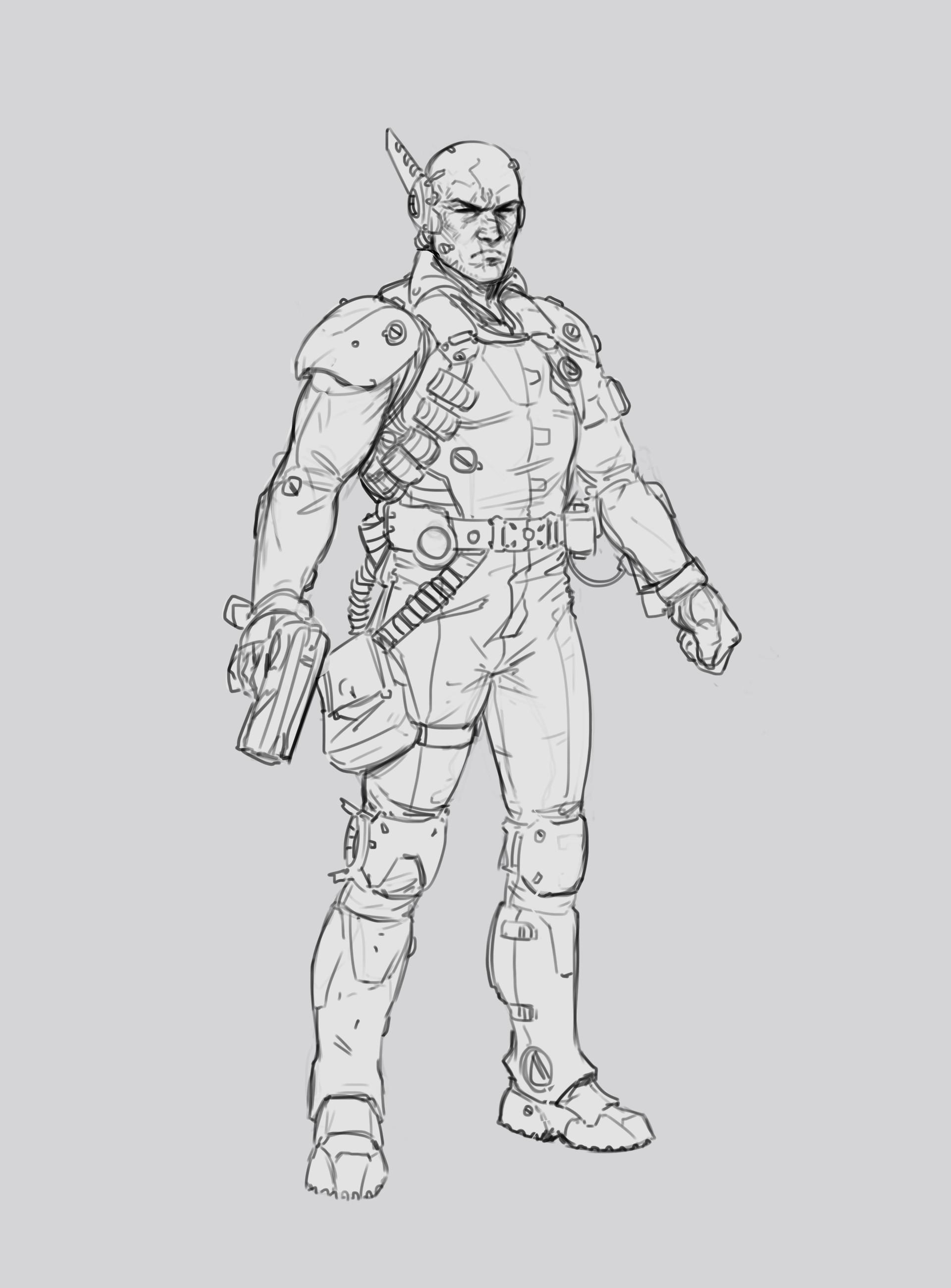Salvador trakal sketch42