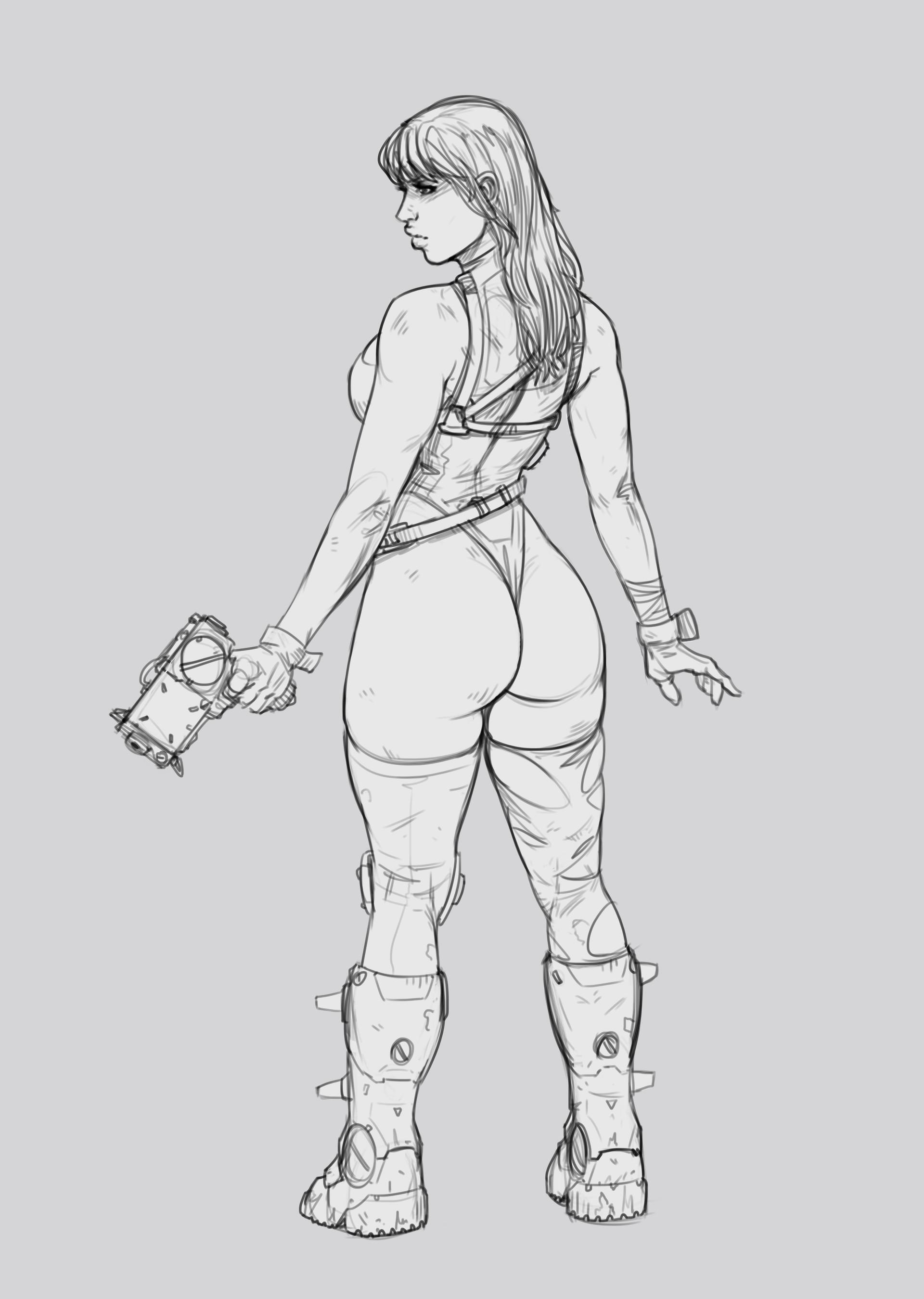 Salvador trakal sketch27c