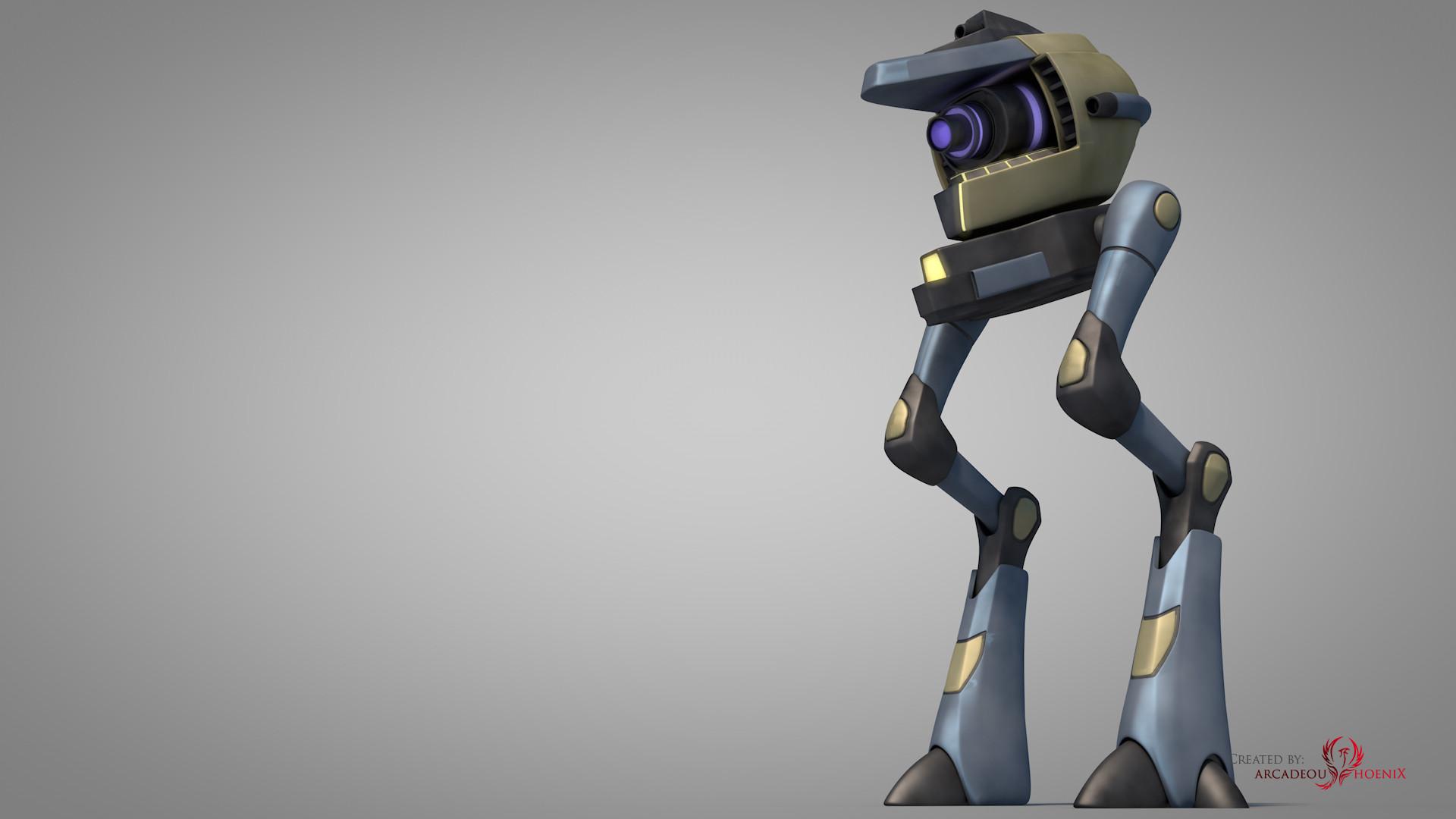 Arcadeous phoenix droid 3c2