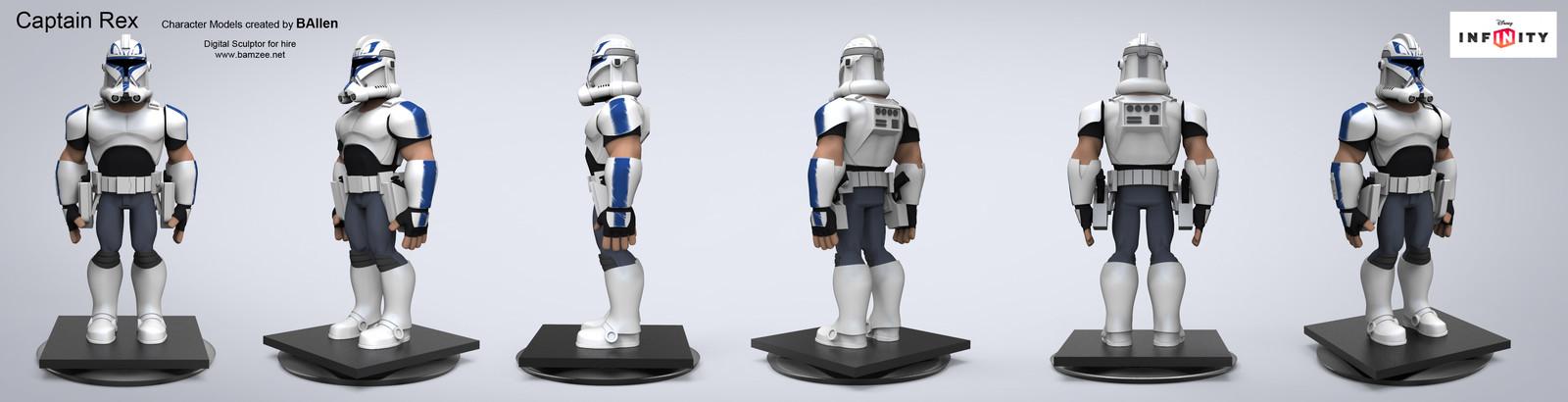 Character Model by BAllen. Helmet by MThorup.
