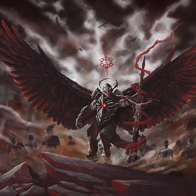 Judas chaban angel concept