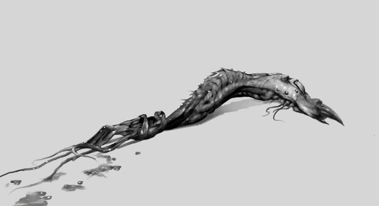 Daren horley tentacle