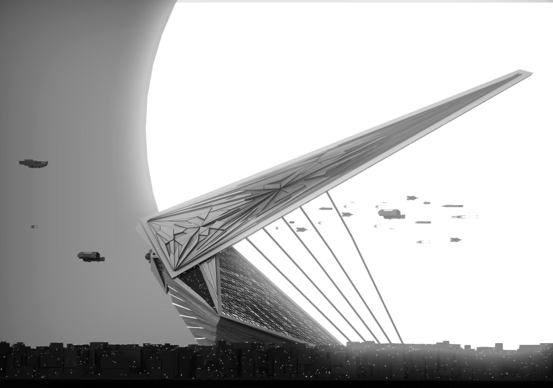 Benjamin nicholas scifi architecture 07