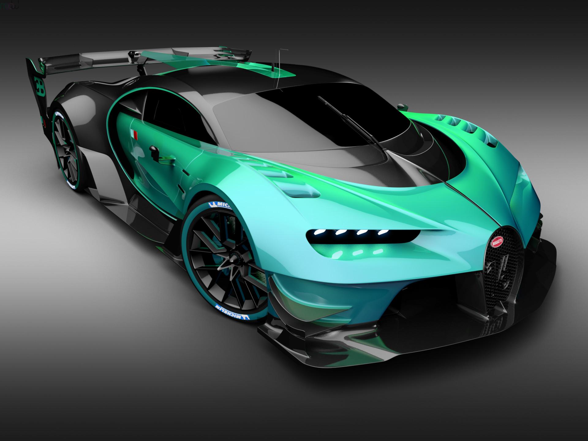 Bugatti Vision Gt >> Artstation Bugatti Vision Gt Kot Kotov