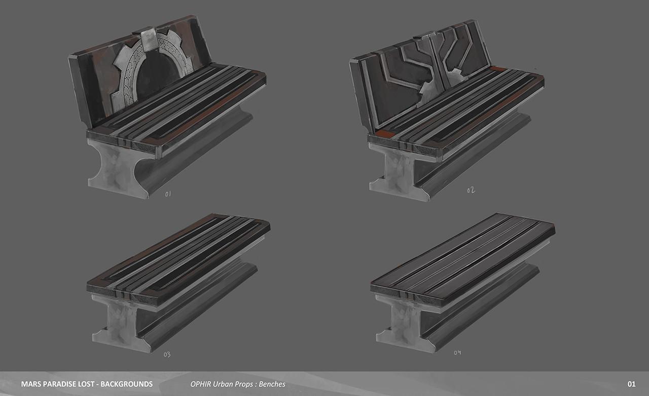 Alexandre chaudret mpl backgrounds props benches01