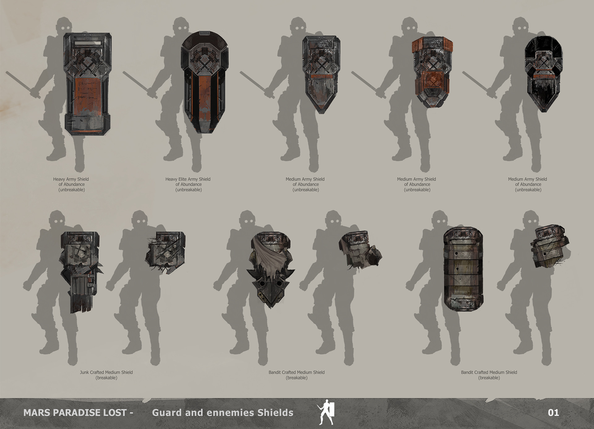 Alexandre chaudret mpl weapon shields research01