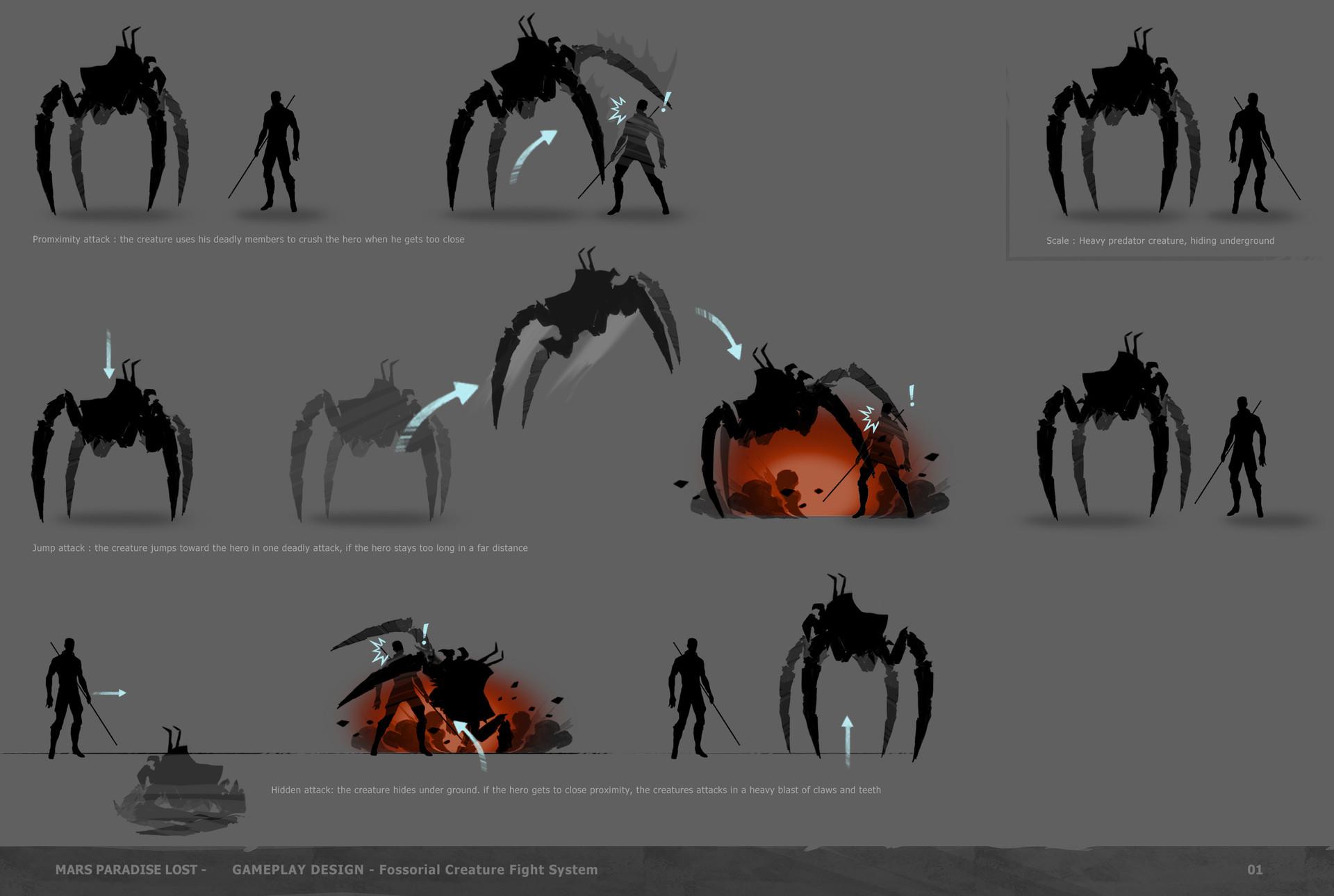 Alexandre chaudret mars2 gameplaydesign creature02