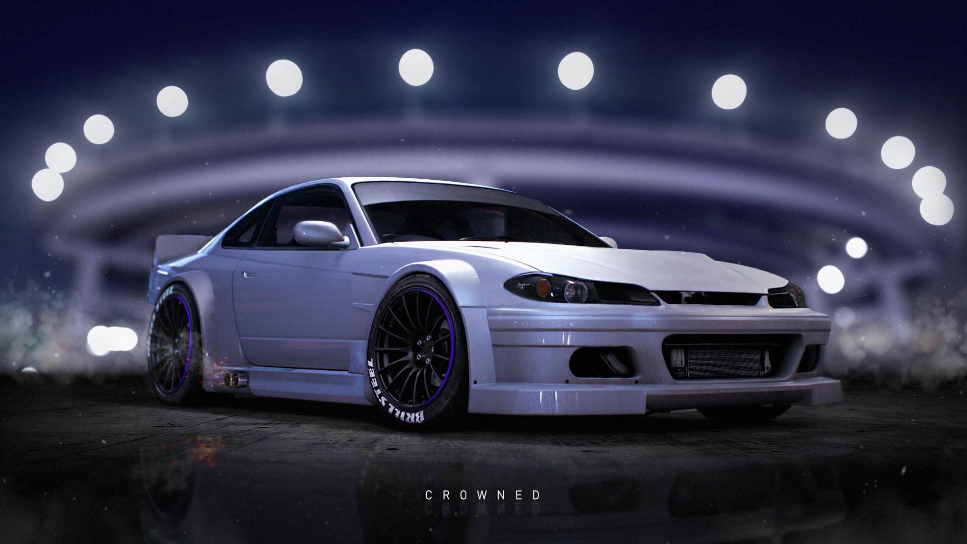 Artstation Nissan Silvia Bmw M3 Gtr Crowned