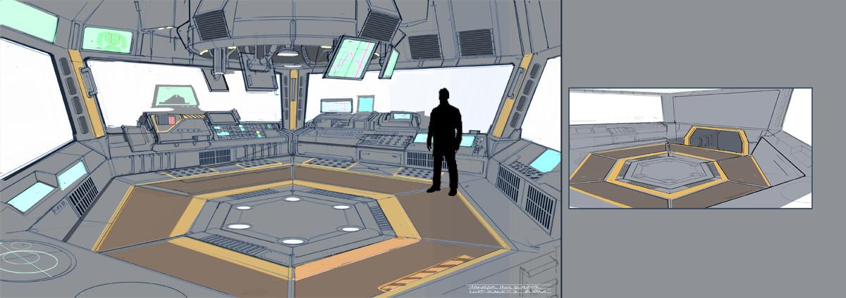 Brian yam 23 hub interiorb