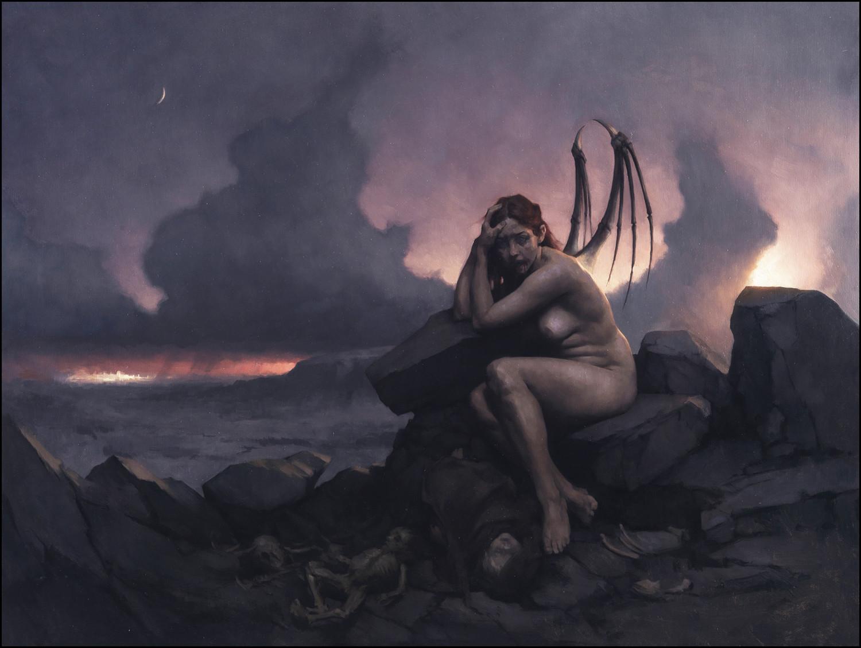 Joakim ericsson alone in the wasteland