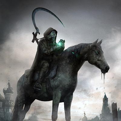 Joakim ericsson death apocalypse rider