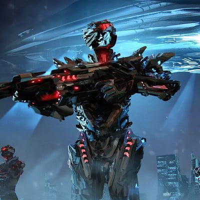 Sebastian horoszko 38 cyborgs
