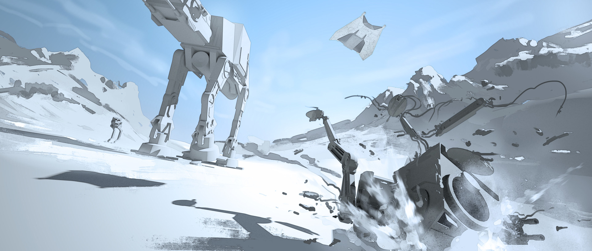 Jacek irzykowski hoth moment 01 concept