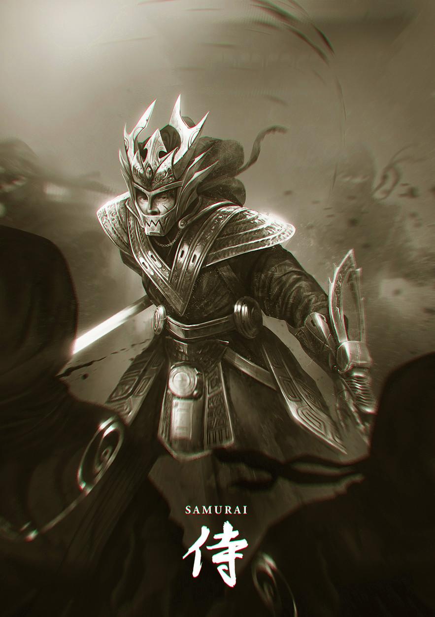 Heri irawan irawan samurai 08b