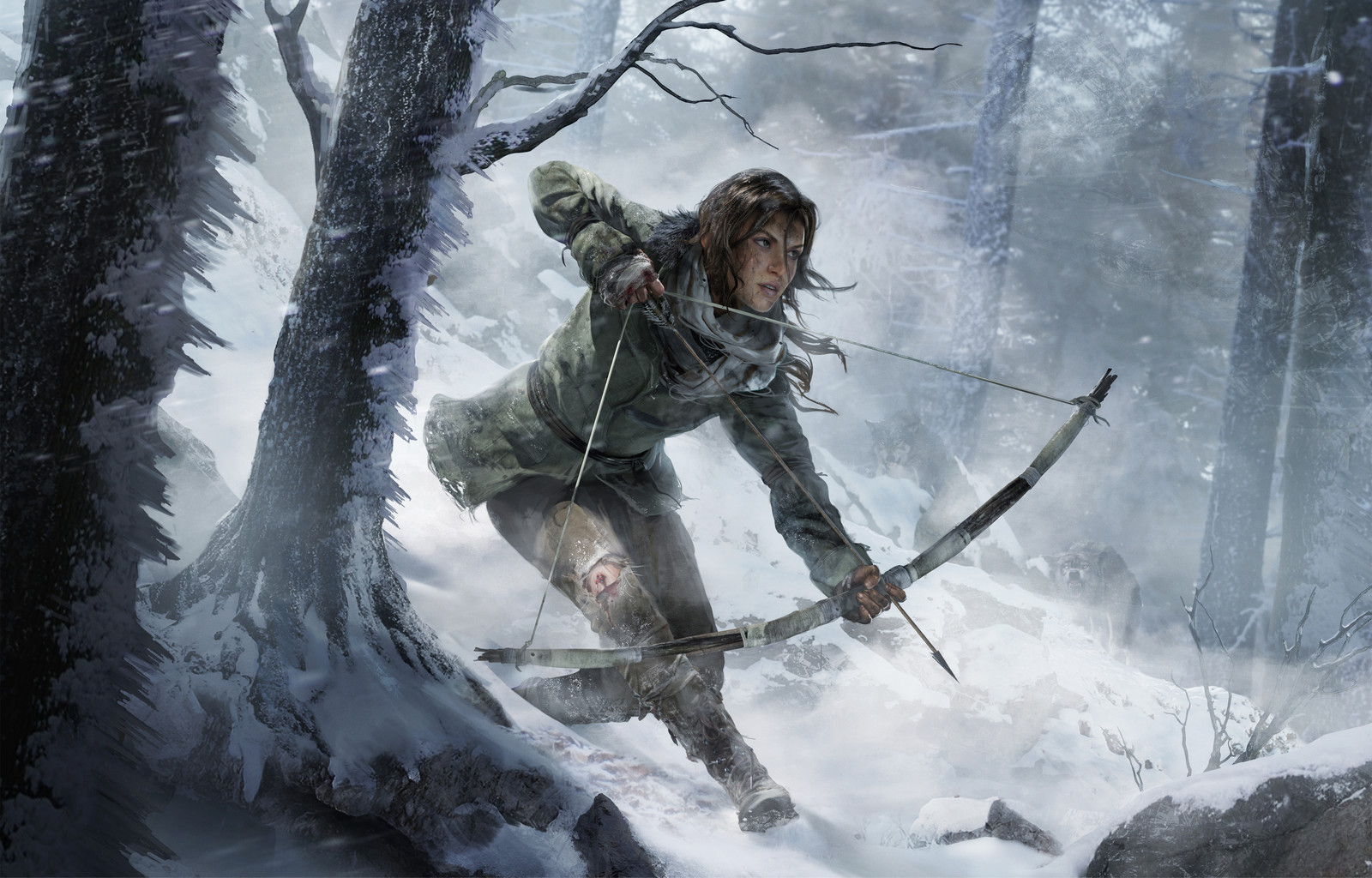 Rise of Tomb Raider Poster