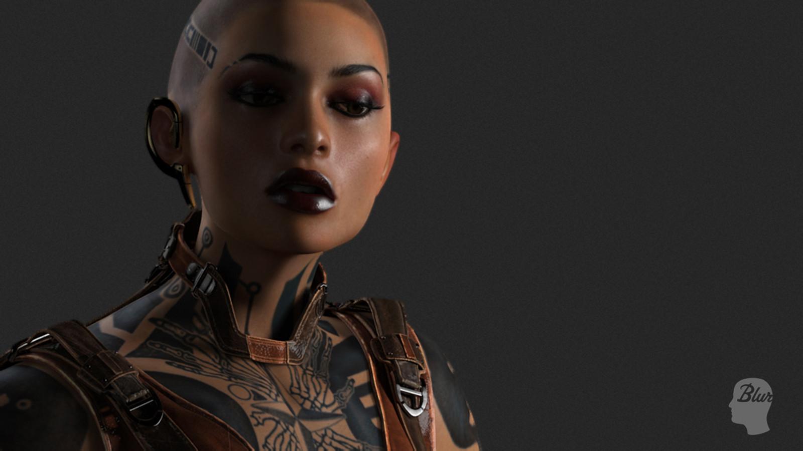 Mass Effect 2 - Jack