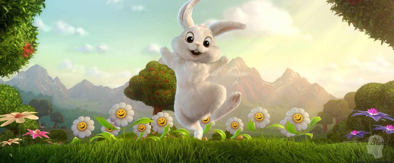 Simpson Trailer - Bunny