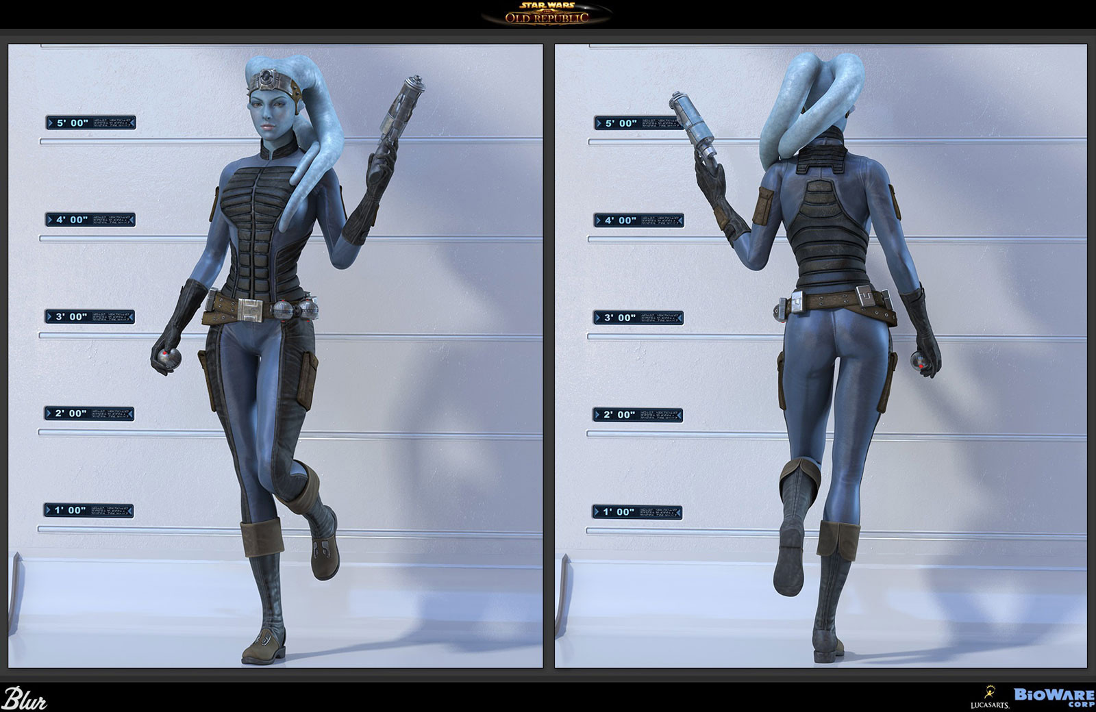 Star Wars Old Republic - Twilek