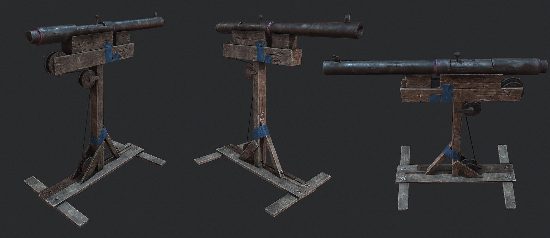 Embed Code & ArtStation - Single Shot Door Trap - Rust Thomas Butters pezcame.com