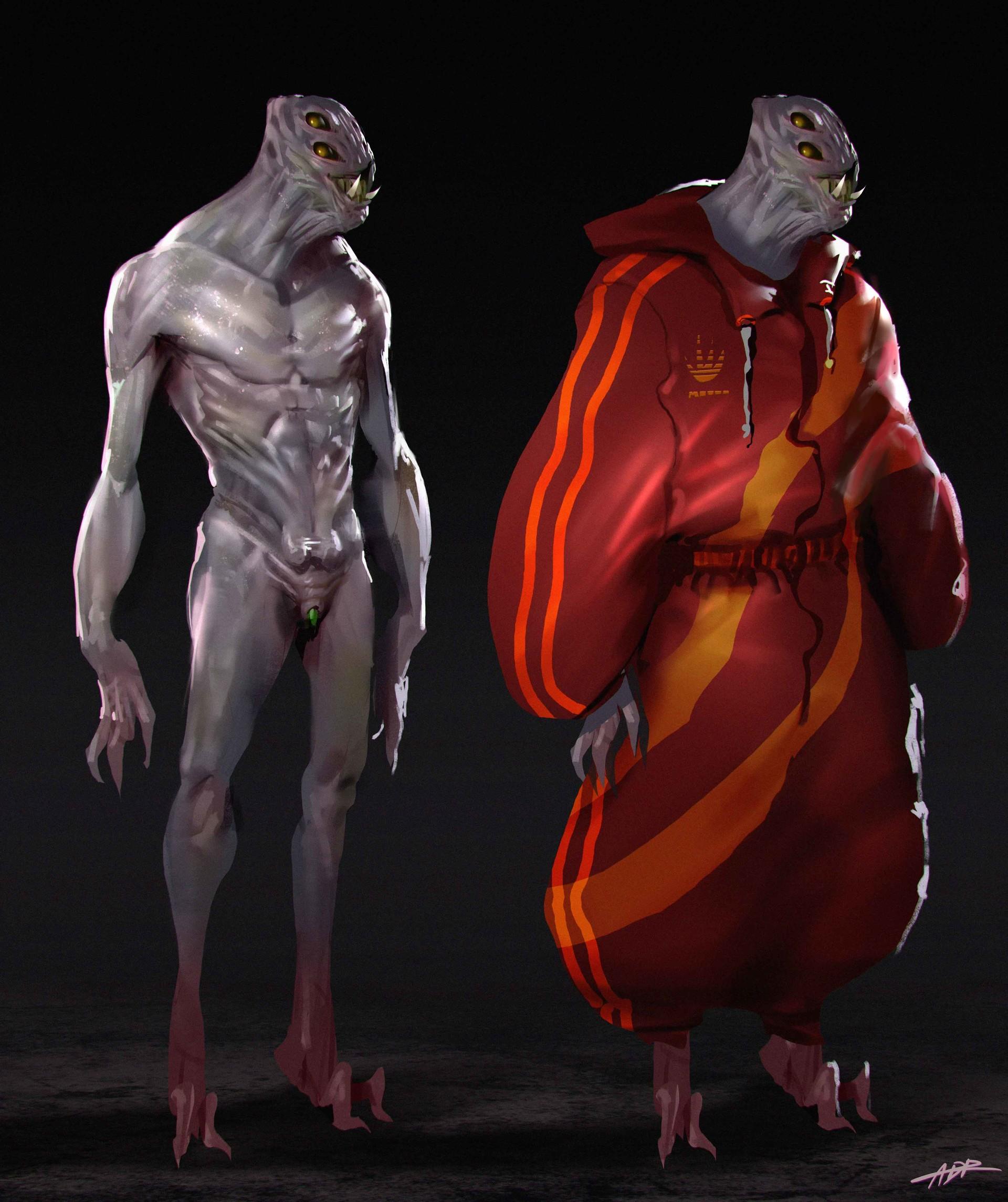 Adrian retana alien