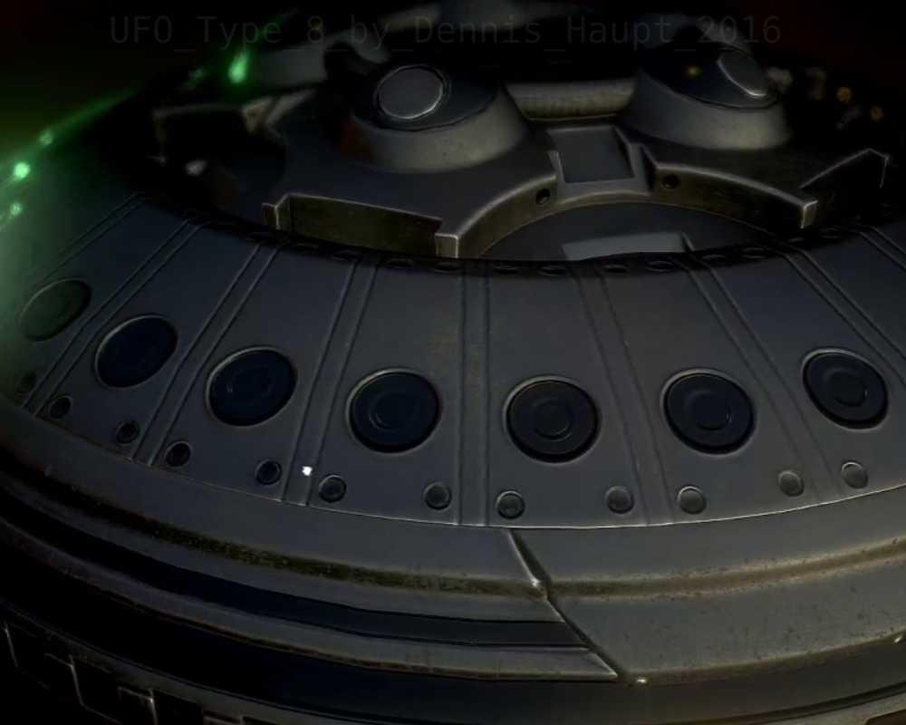 UFO Type 8