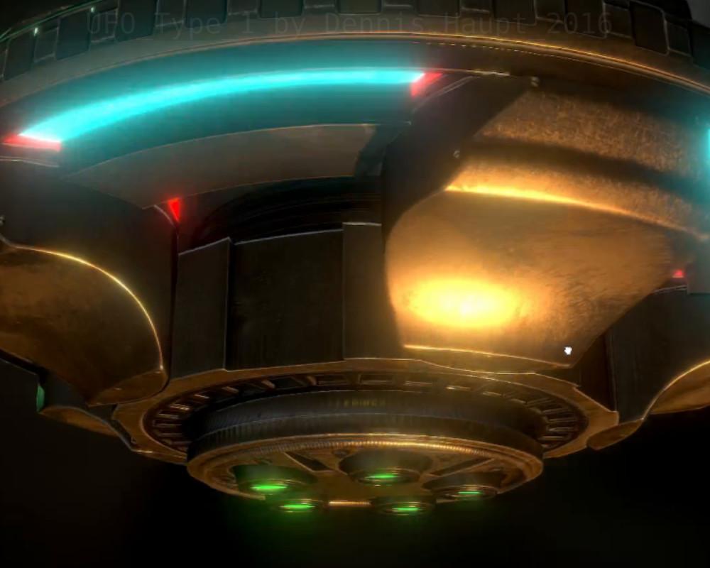 Ufo Type 1