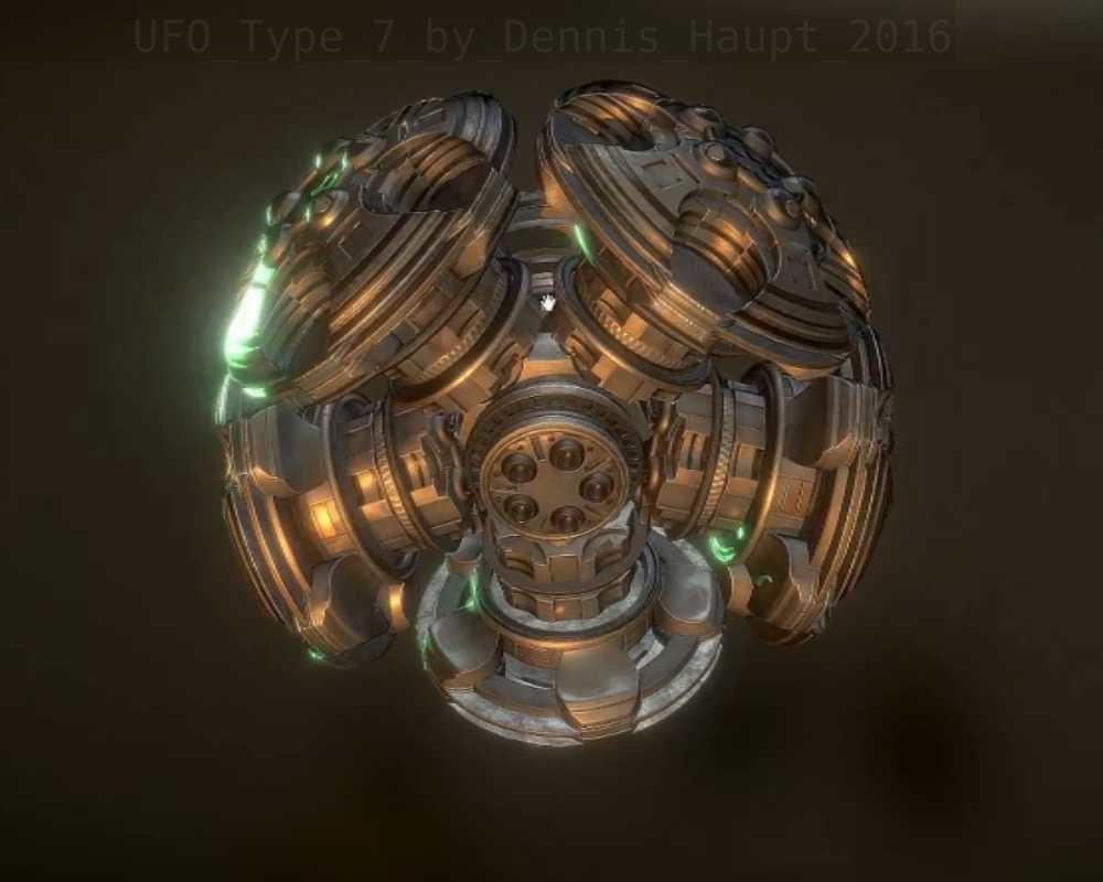 UFO Type 7