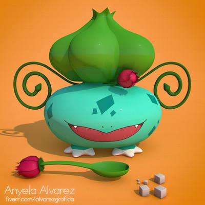 Anyela alvarez bulbasaur 0004