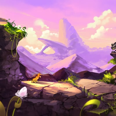 Daniel bogni the lion king screenshot