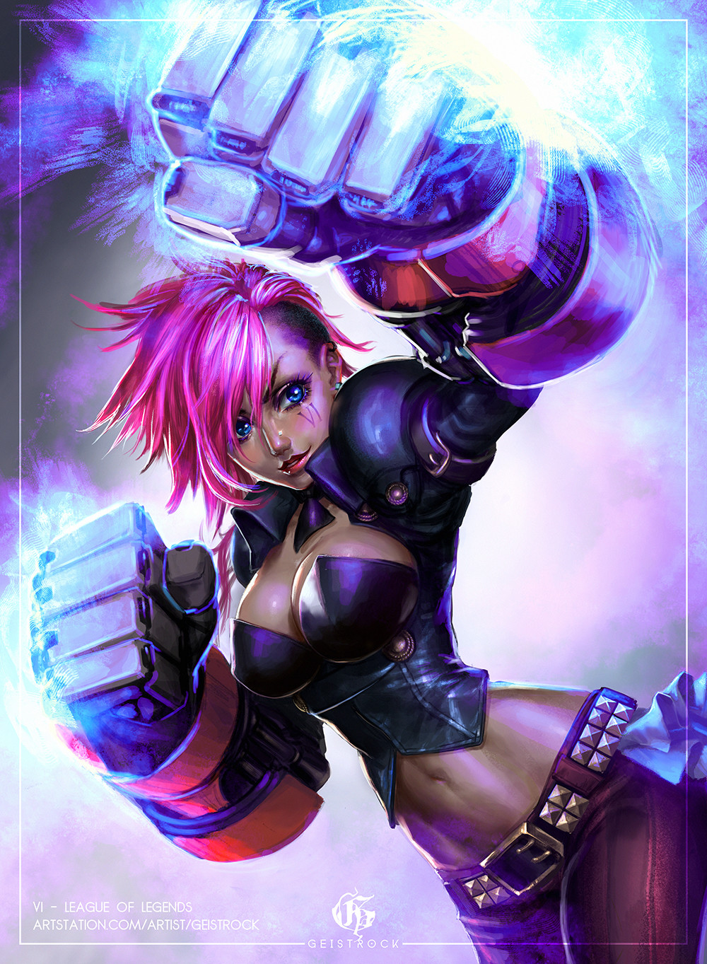 VI - League of Legends