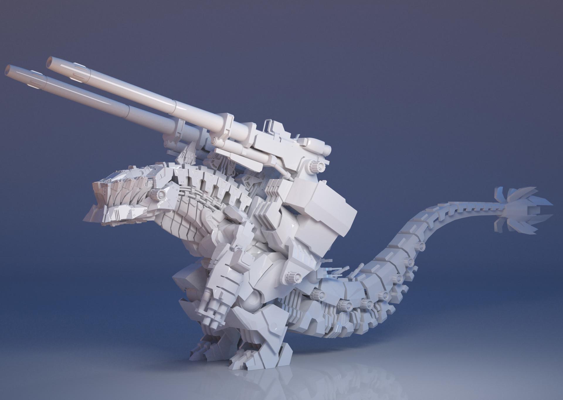 hitoshi fujitake - GOJULAS 3D print model