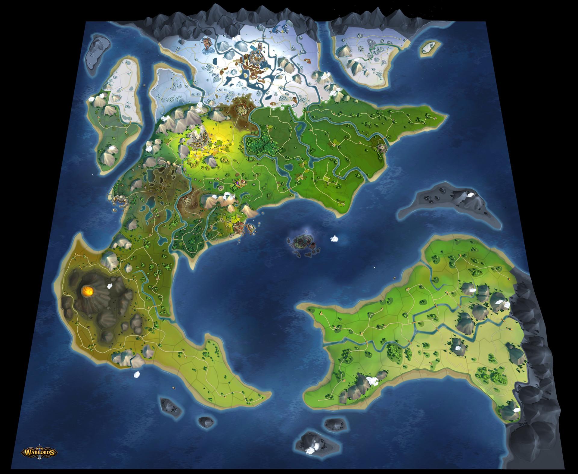 Artstation warlords world map christopher giese kettelacke full size gumiabroncs Gallery