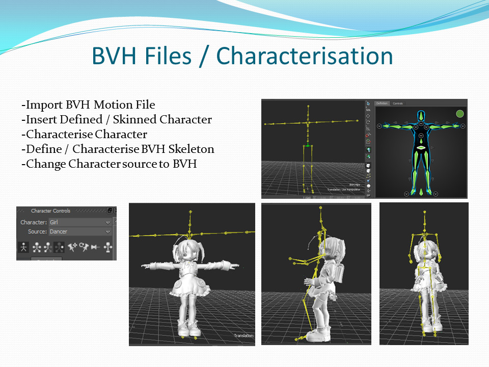 ArtStation - BSc AAW (Advanced Animation Workflow) Motion Capture