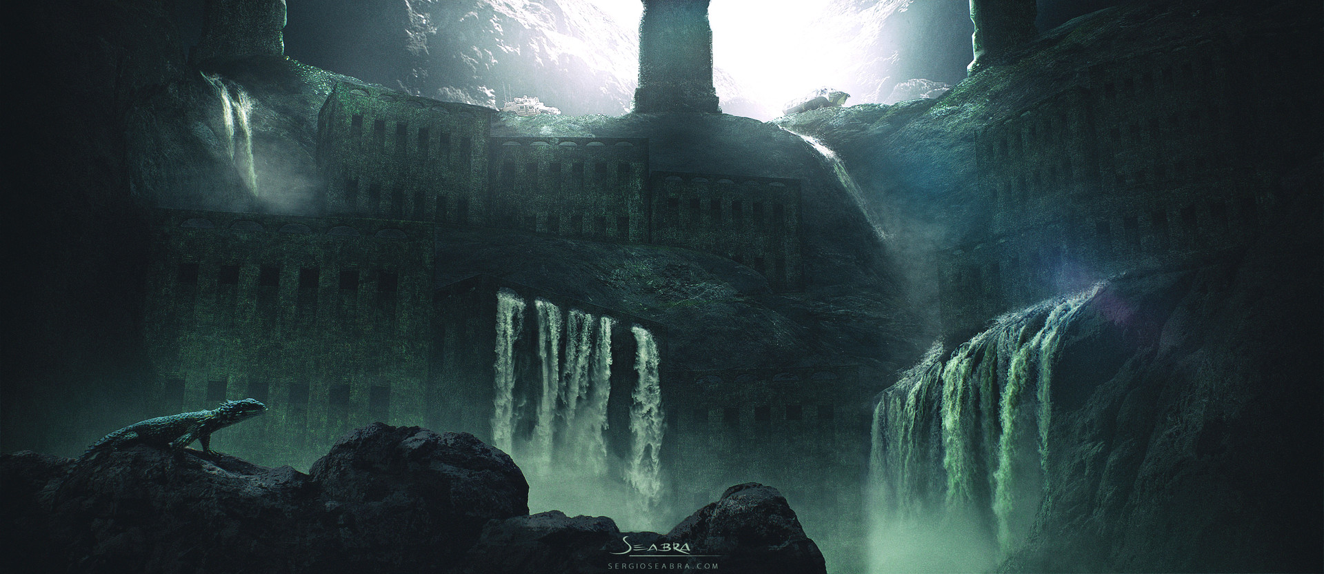 Sergio seabra waterfall ruins posta3 sergioseabra