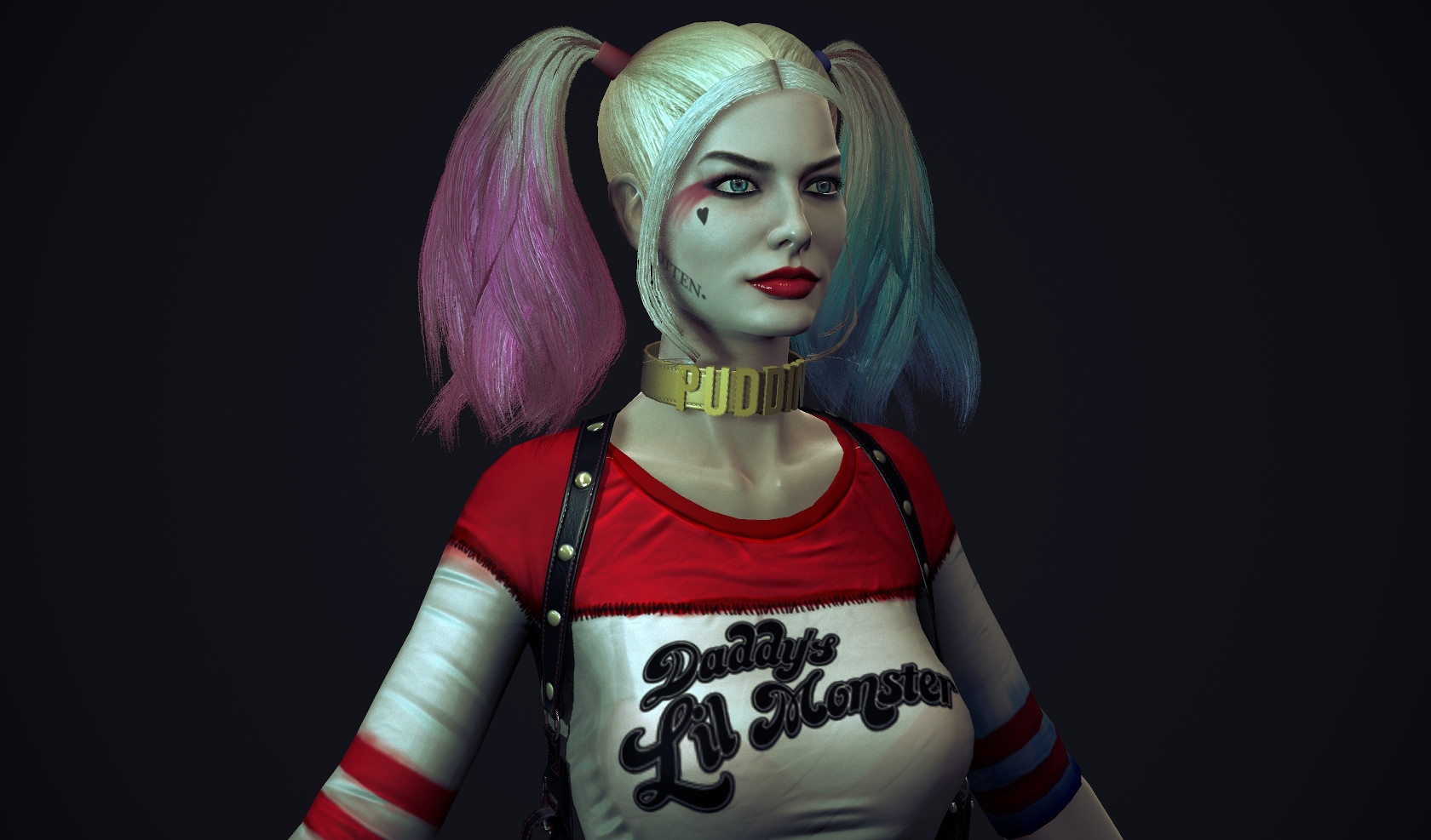 harley quinn suicide squad - HD1680×987