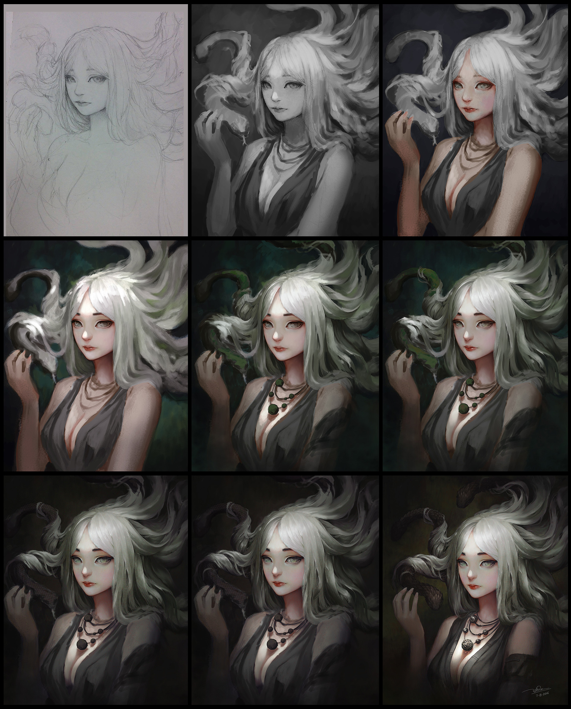 Dao le trong step by step medusa
