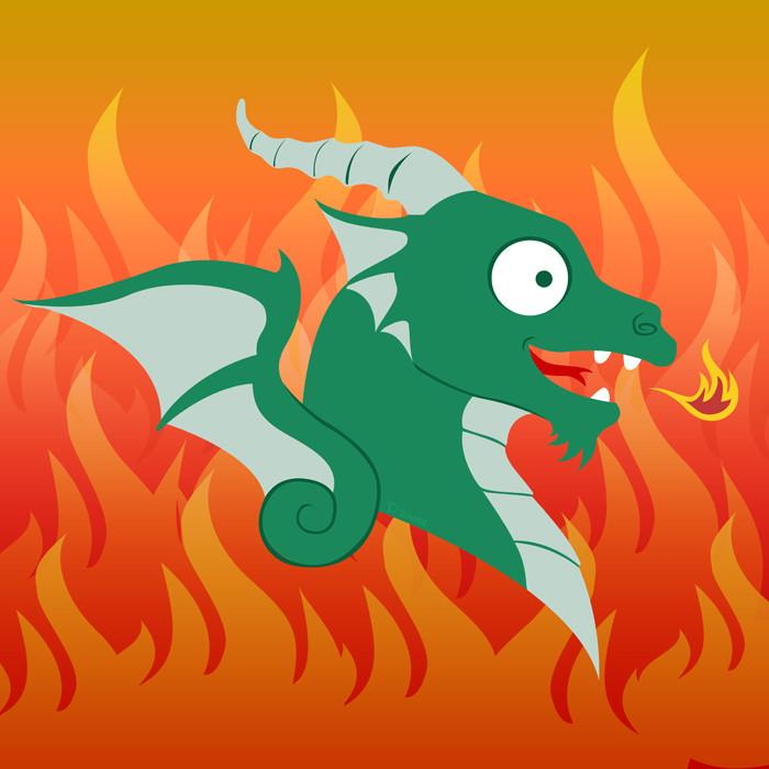 Valeriane duvivier small ahuri dragon