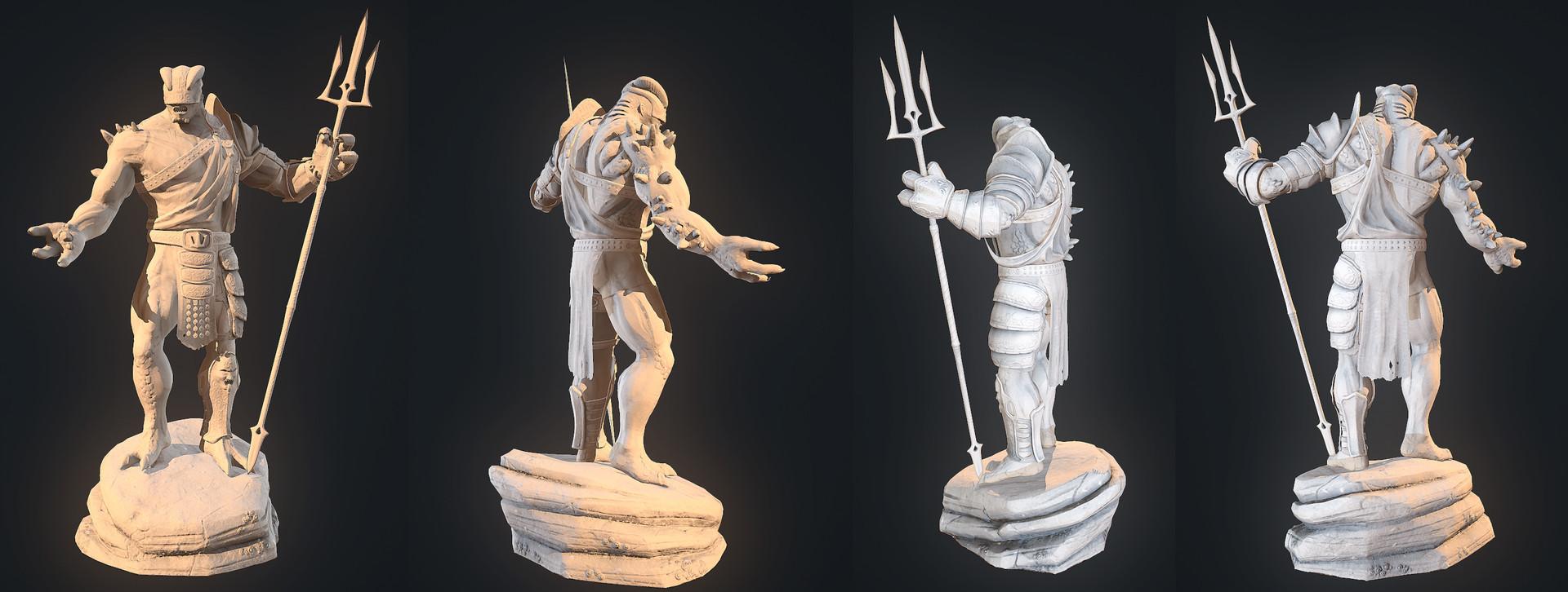 Kelvin liew sculpt turnaround