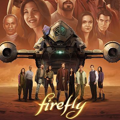 Adam nichols firefly as