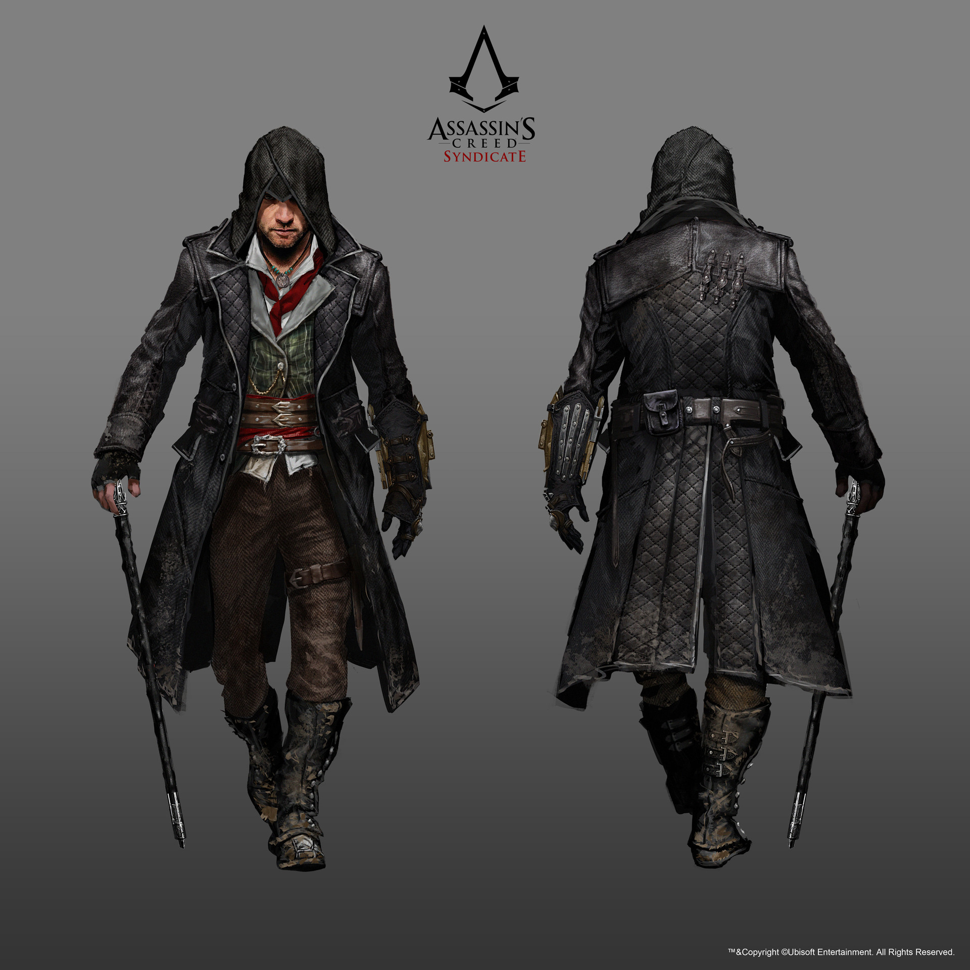 Artstation Assassin S Creed Syndicate Grant Hillier