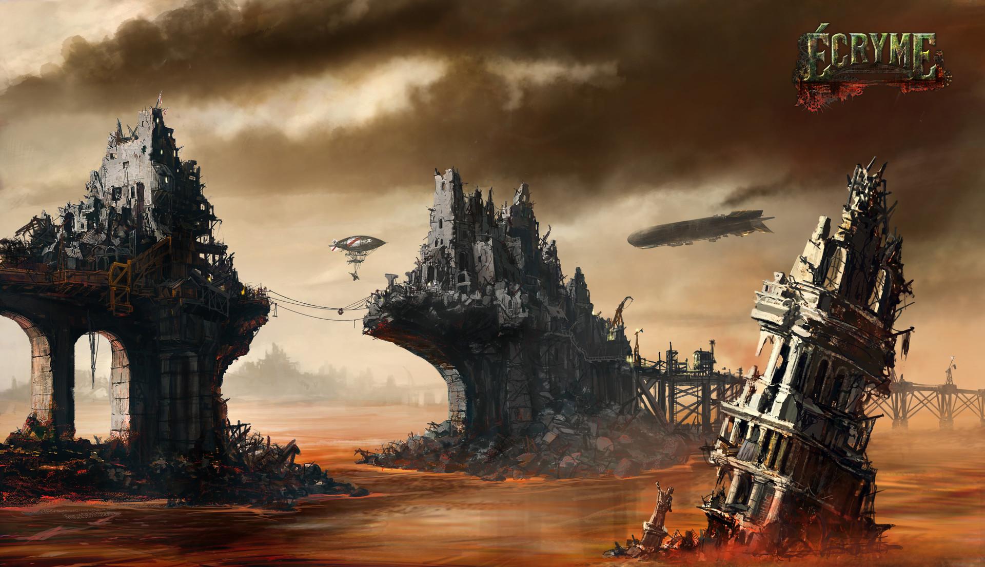 Remi le capon ecr ruines final