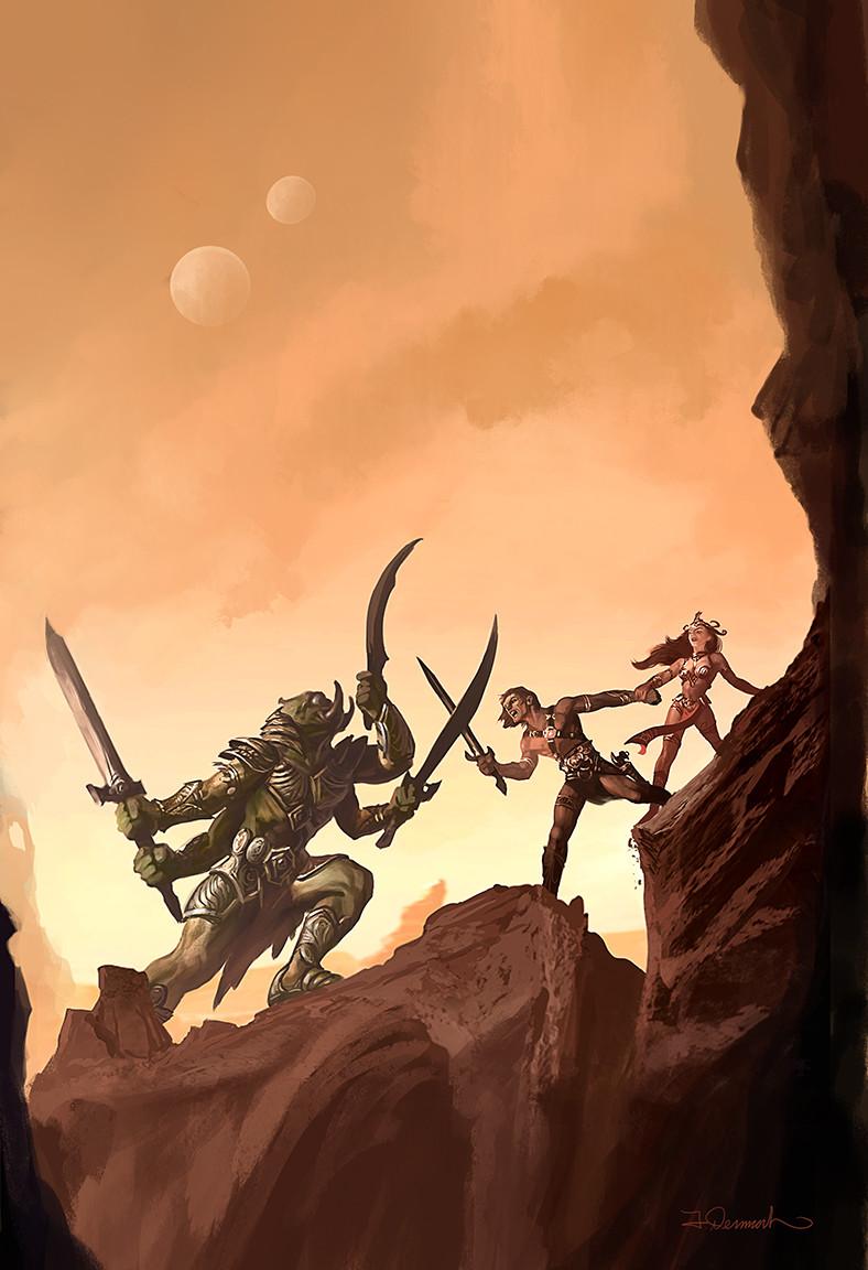 Warhoon Battle