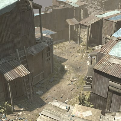 John griffiths shanty town 10
