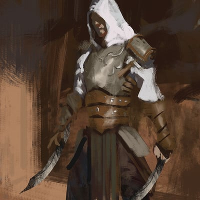 Sebastian horoszko 44 assassin 2